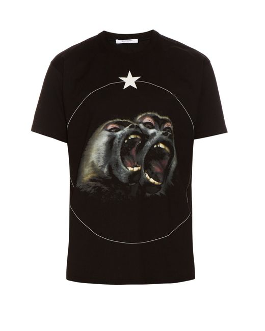 0dc4f13d Givenchy Blue Monkey T Shirts   The Art of Mike Mignola