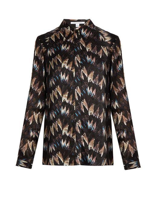 Diane von Furstenberg | Multicolor Chrissie Shirt | Lyst