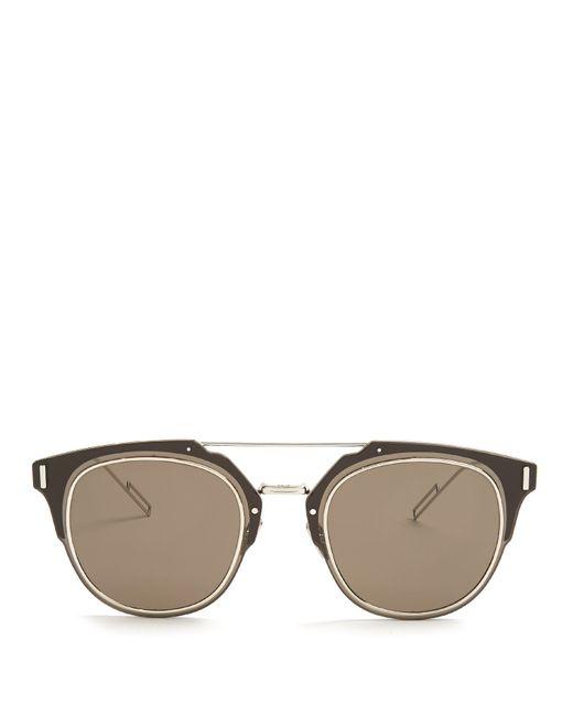 Dior homme Composit 1.0 Pantos-frame Sunglasses for Men Lyst