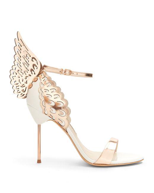 Sophia Webster | Multicolor Evangeline Angel-wing Sandals | Lyst