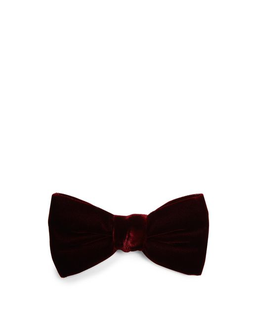 Saint Laurent | Multicolor Velvet Bow Tie for Men | Lyst