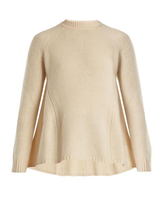 Sportmax   White Fasto Sweater   Lyst