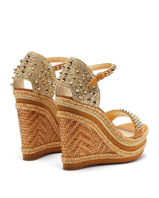 best service a73e1 269a5 Women's Madmonica 120 Studded Wedge Sandals