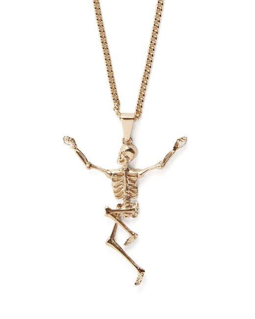 Alexander McQueen - Multicolor Collier Dancing Skeleton for Men - Lyst