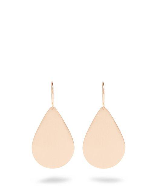 Irene Neuwirth - Multicolor Rose-gold Earrings - Lyst