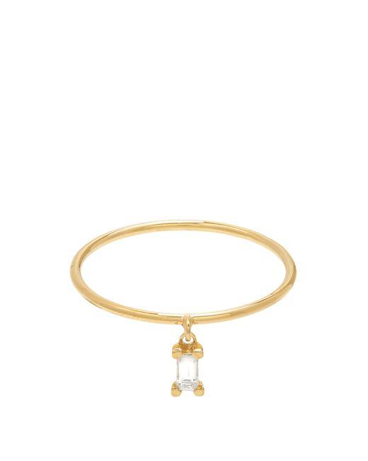 Ileana Makri - Metallic Diamond & Yellow Gold Ring - Lyst