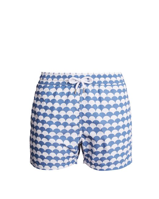 Frescobol Carioca - Blue Short de bain à imprimé Noronha Sports for Men - Lyst
