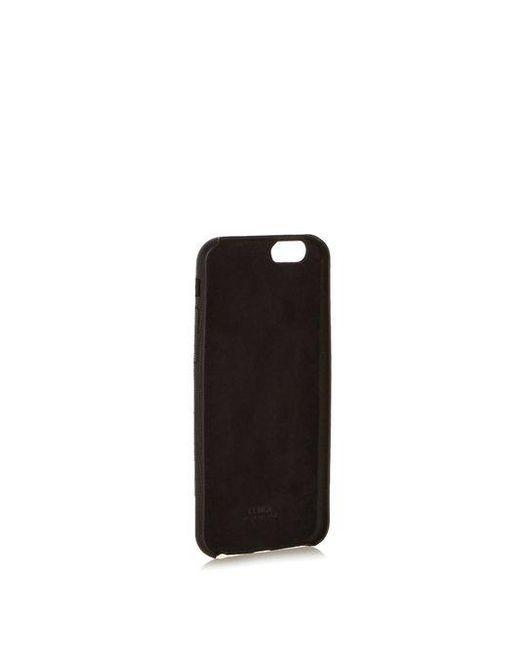 I mink-fur and leather iPhone 6 case Fendi AUjXd