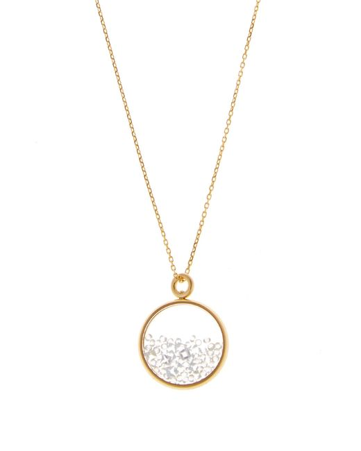 Aurelie Bidermann | Metallic Topaz & Yellow-gold Necklace | Lyst