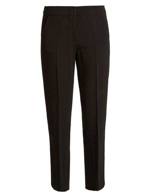 Sportmax | Black Procida Trousers | Lyst