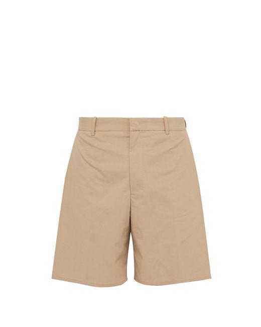 Wooyoungmi - Natural Short en coton à poches carrées for Men - Lyst
