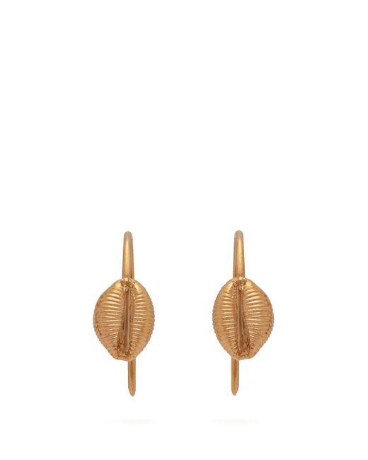 Isabel Marant - Metallic Strass Crystal-embellished Cascade Earrings - Lyst