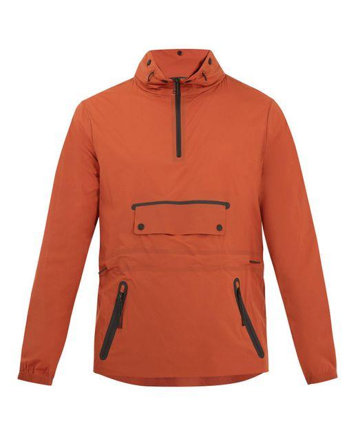 Belstaff - Orange Vapour Technical Jacket for Men - Lyst