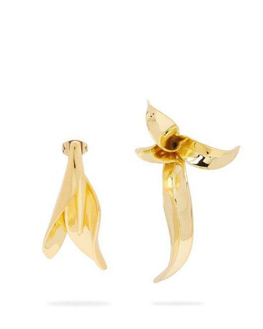 Flores Muertas Falling Petal single earring Ryan Storer BEHc7T5nY