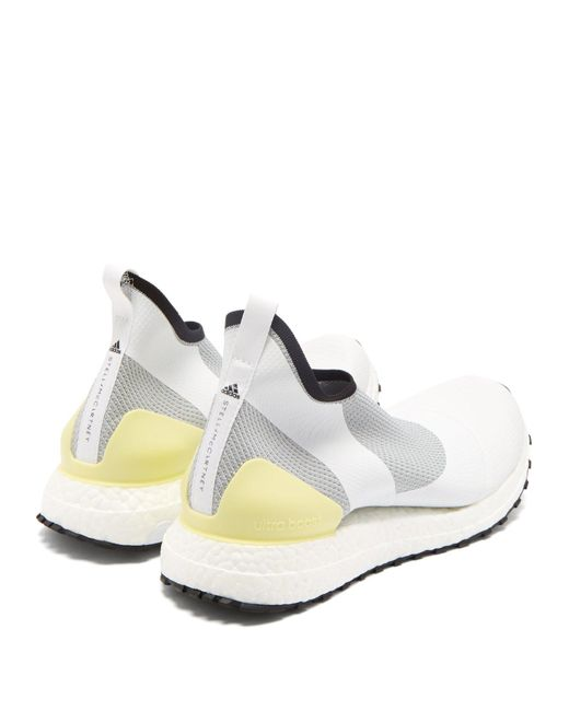 08984072098 ... Adidas By Stella McCartney - White Ultraboost X Low Top Trainers - Lyst  ...