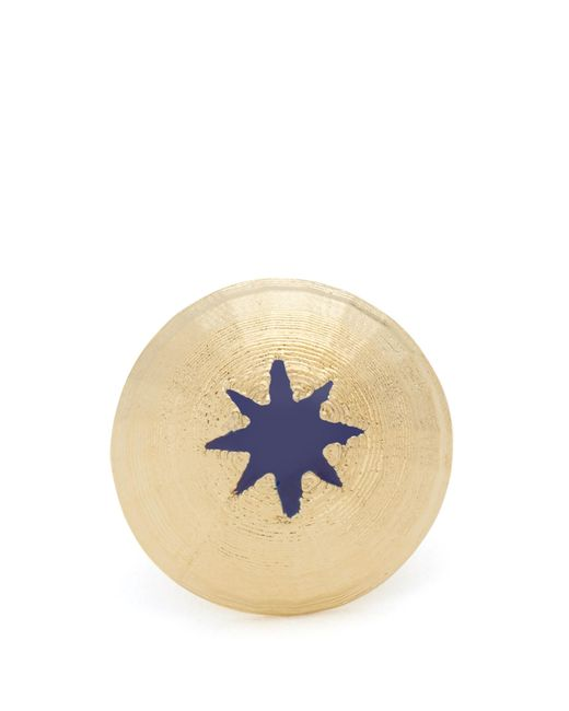 Isabel Marant | Blue Happy Star Brooch | Lyst