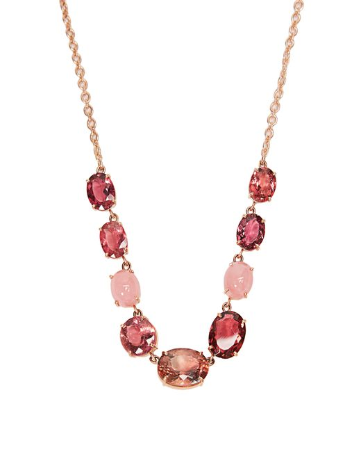 Irene Neuwirth - Multicolor Opal, Tourmaline & Rose Gold Necklace - Lyst