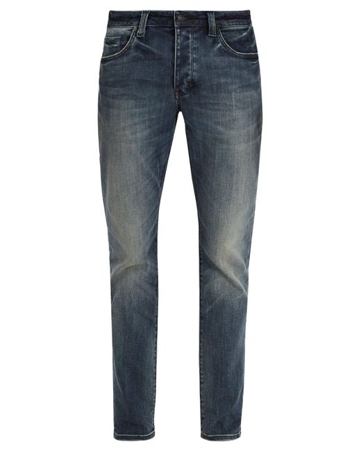 Neuw - Blue Lou Slim-leg Jeans for Men - Lyst