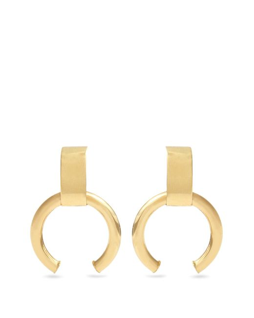 Loren Stewart | Metallic Yellow-gold Earrings | Lyst