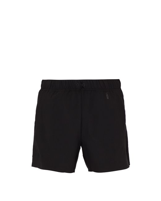 LNDR - Black Short de course Run 5′′ for Men - Lyst