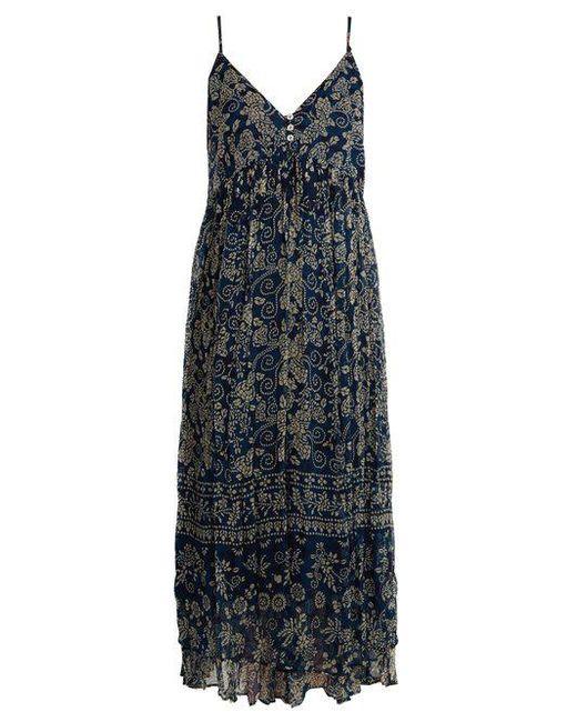 Batik V-neck dress Mes Demoiselles... 69LjkuZV