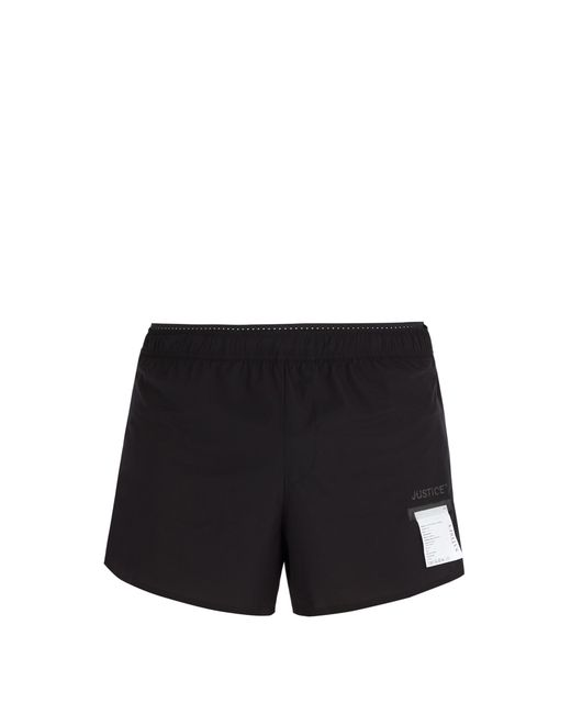 "Satisfy - Black Short de course Justice 2,5"" for Men - Lyst"