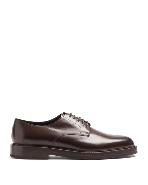 Fratelli Rossetti | Brown Leather Derby Shoes for Men | Lyst