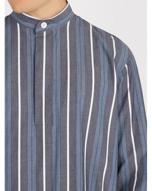 Striped cotton blend tunic shirt CONNOLLY Great Deals Sale Online 6WjB8S7o