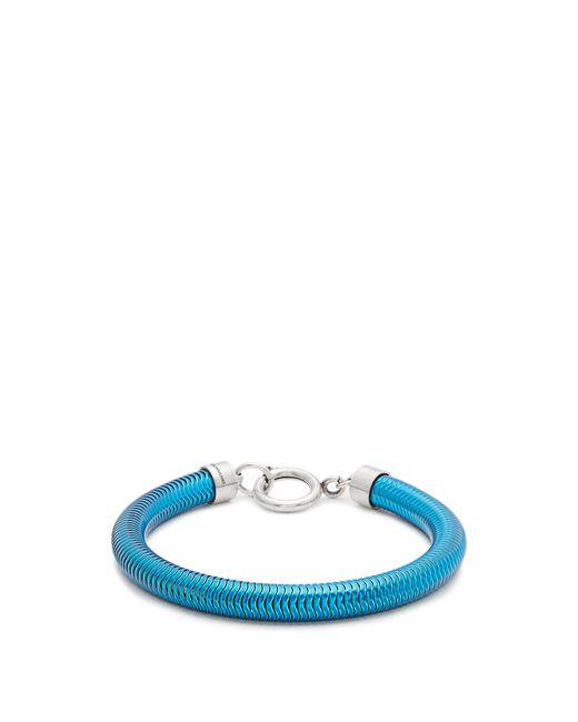 Isabel Marant | Blue Lacquered-brass Bracelet | Lyst