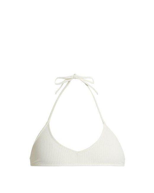 Made By Dawn - Natural Shell Bikini Top - Lyst