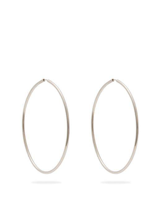 Fay Andrada - Multicolor Liike Curved Silver Earrings - Lyst