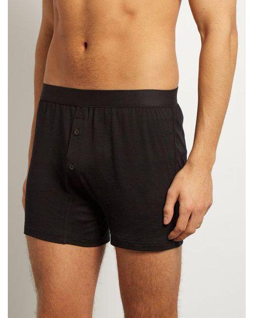 Cotton-jersey boxer trunks Sunspel Outlet Cheap Quality Buy Cheap Explore Discount Best Sale Cheap Buy Release Dates Cheap Online cEAEWGQg