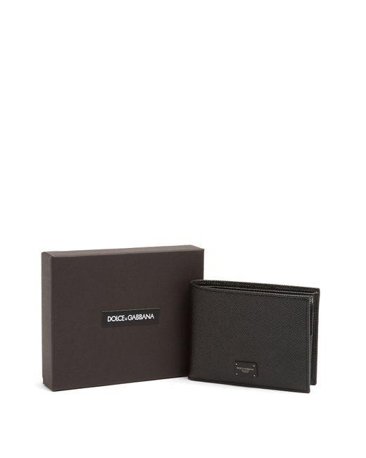 Dolce & Gabbana Portefeuille en cuir imprimé SH6sVky