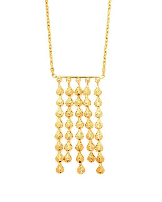 Sophia Kokosalaki - Metallic Ekavi Gold Plated Silver Necklace - Lyst