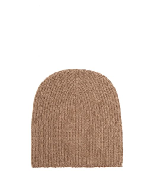 Edward Crutchley - Multicolor Ribbed Knit Cashmere Beanie Hat - Lyst