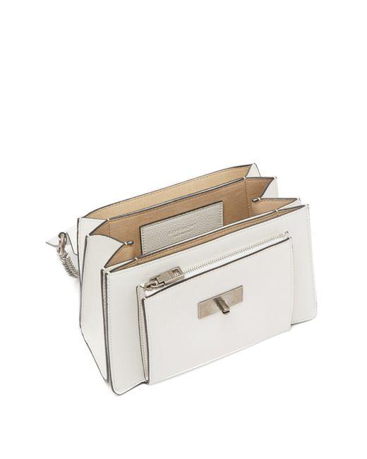 Achat offrir des rabais chaussures élégantes Sac bandoulière en cuir GV3 small Cuir Givenchy en coloris ...