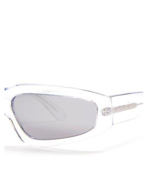 Black Angular Frame Sunglasses Marques Almeida buO4q