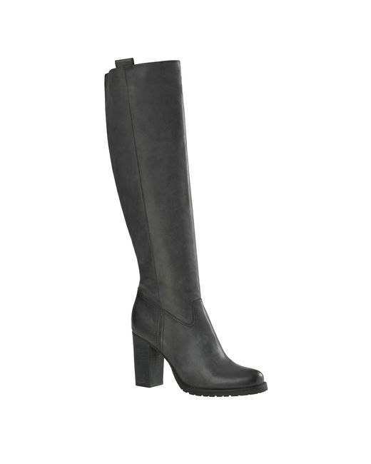 Leon Max | Black Reba - Tall Country Boots | Lyst