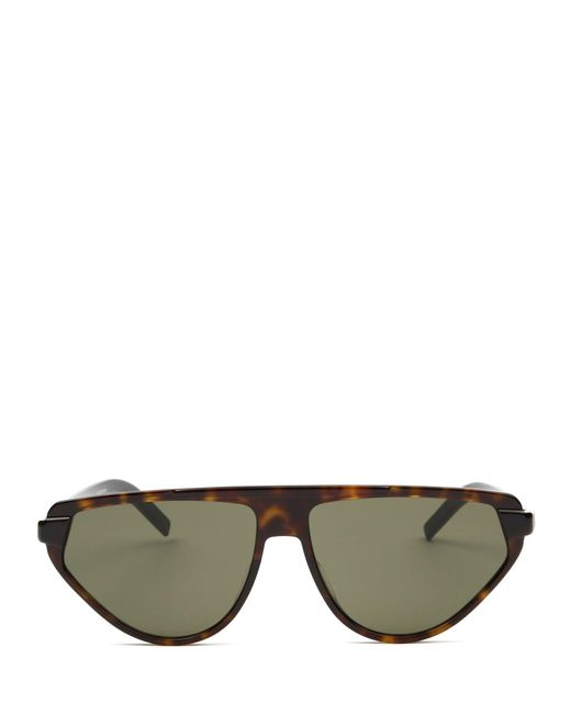 Dior Brown Acetate Sunglasses for men