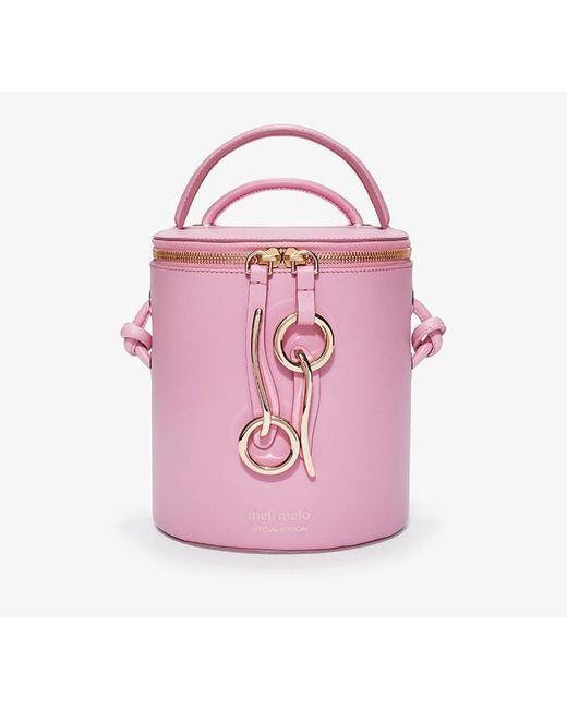 Meli Melo - Severine   Bucket Bag   Primrose Pink - Lyst