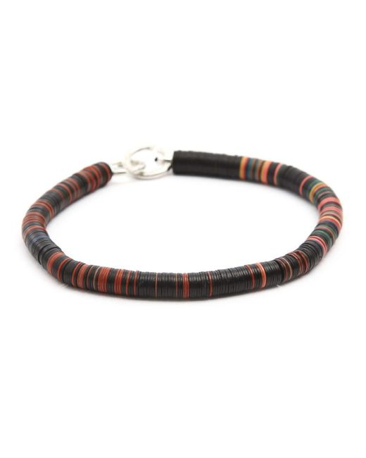 Gilbert Gilbert | Animals 20 Black Bracelet for Men | Lyst
