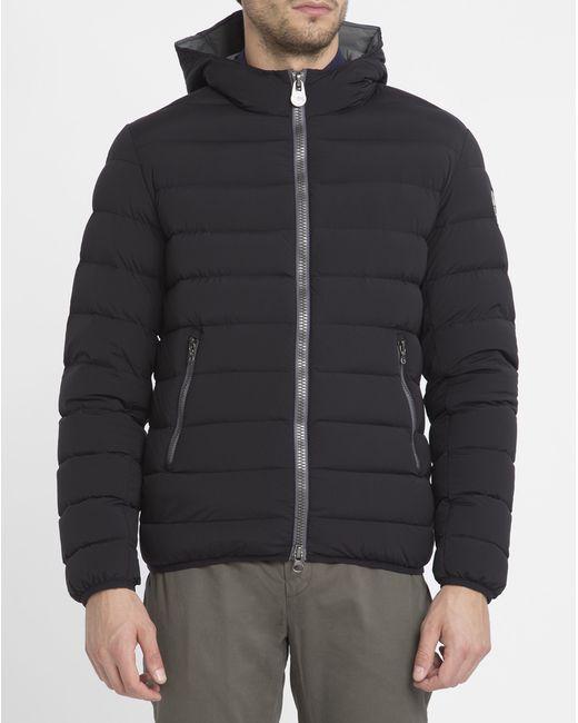 colmar black matte 1249 down jacket in black for men lyst. Black Bedroom Furniture Sets. Home Design Ideas