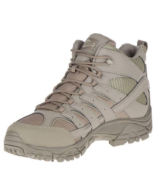 Merrell Work Moab 2 Mid Tactical Waterproof