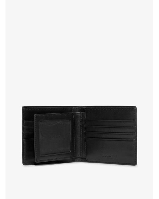 Michael Kors | Black Jet Set Id Billfold Wallet for Men | Lyst