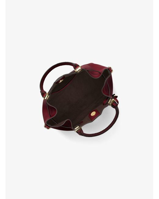 6d872f48866c Michael Kors - Multicolor Blakely Leather Bucket Bag - Lyst . ...