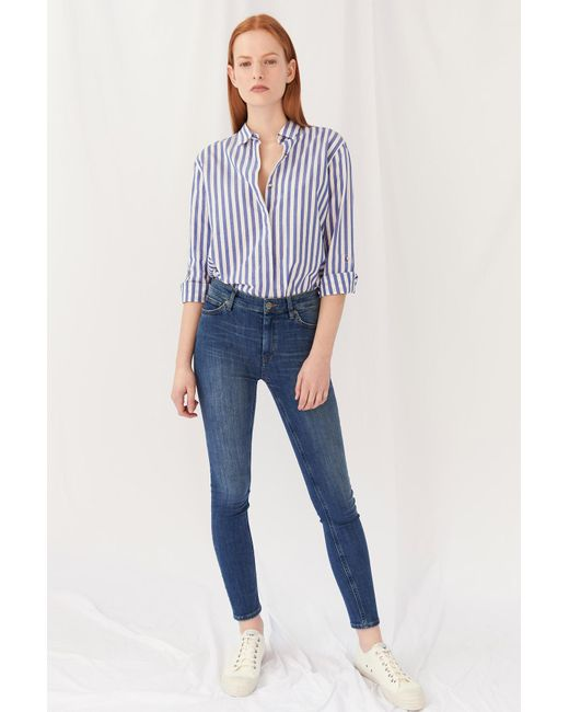 MiH Jeans - Blue Daily - Lyst