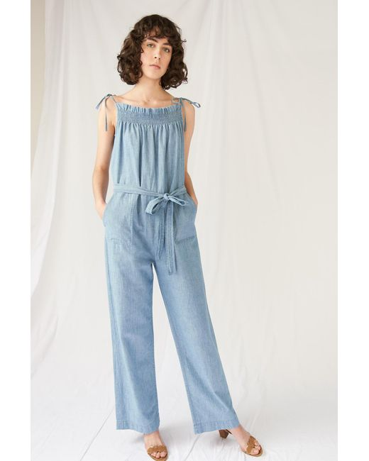 MiH Jeans - Blue Kensley All In One - Lyst