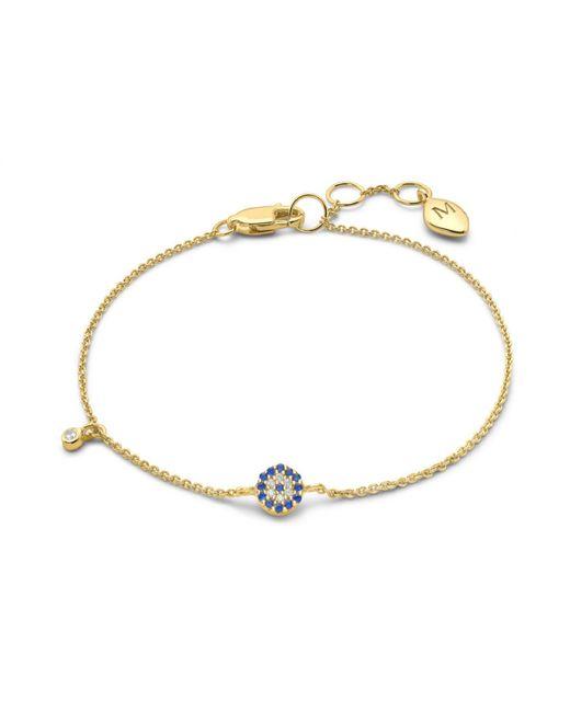 Missoma - Metallic Talisman Bracelet - Lyst