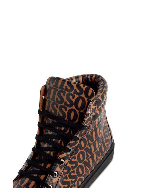 9fc0f34b044187 ... Missoni - Multicolor Sneakers for Men - Lyst ...