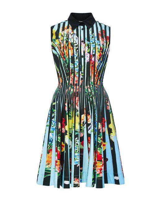 Mary Katrantzou | White Short Dress | Lyst